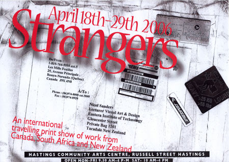 Strangers show poster image